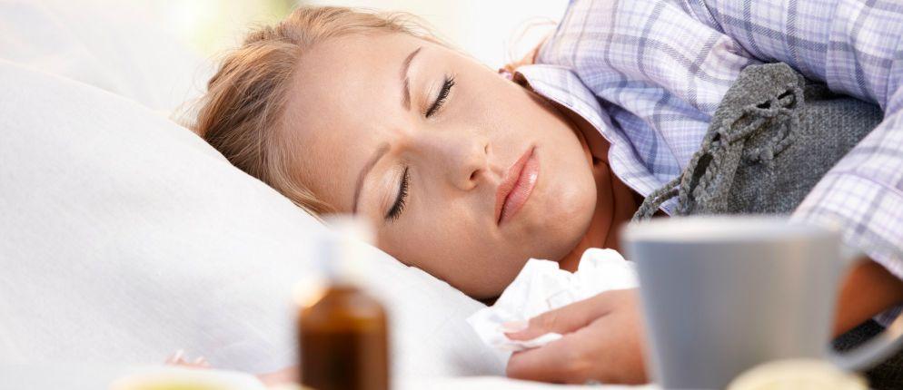 Influenza: i sintomi, le complicanze, la terapia