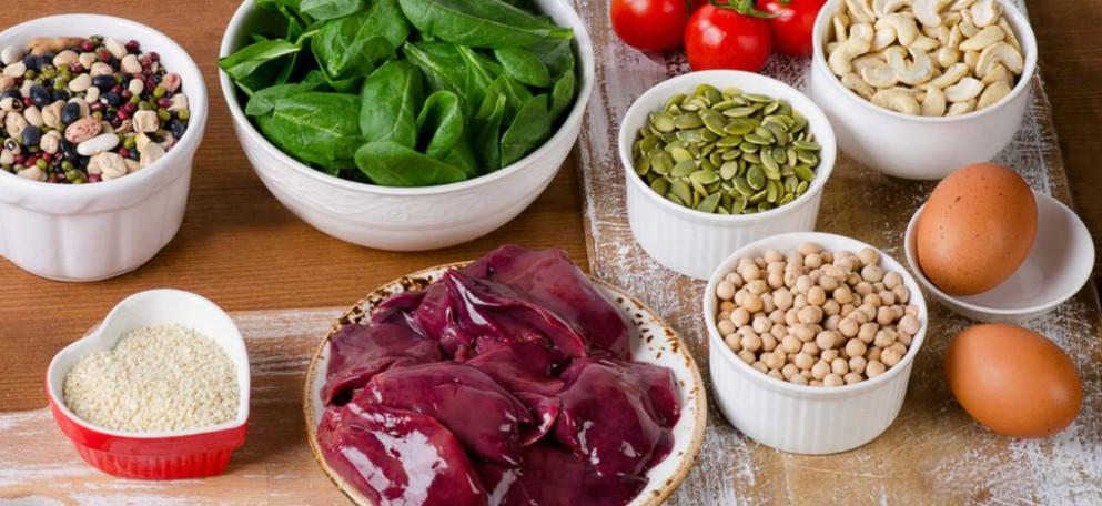 Ferro essenziale per la salute