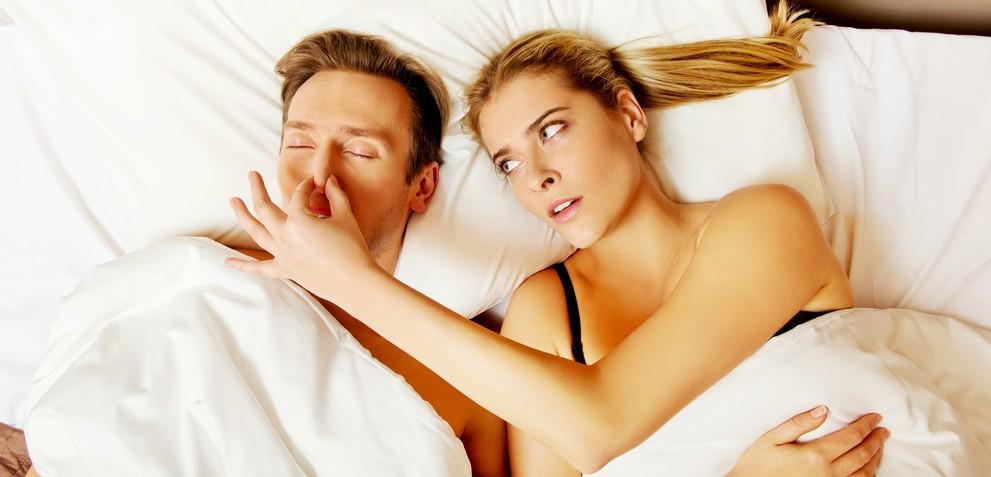 Russamento e apnee spia di importanti problemi di salute