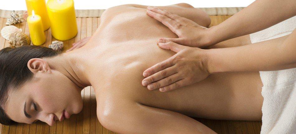 Massaggio: una piacevole terapia